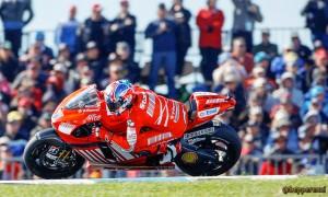 Casey Stoner Ducati Australia