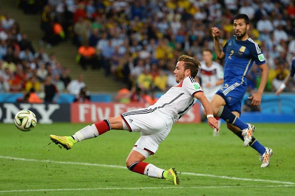 Gotze gol mondiale