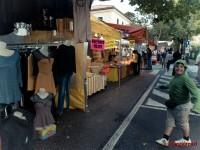 venditori di dolciumi alla Fiera di San Nicola 2014