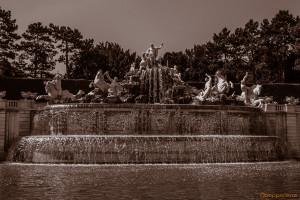 Fontana di Schönbrunn