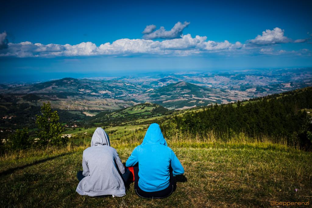 Escursione dalle parti di Carpegna e Montecopiolo