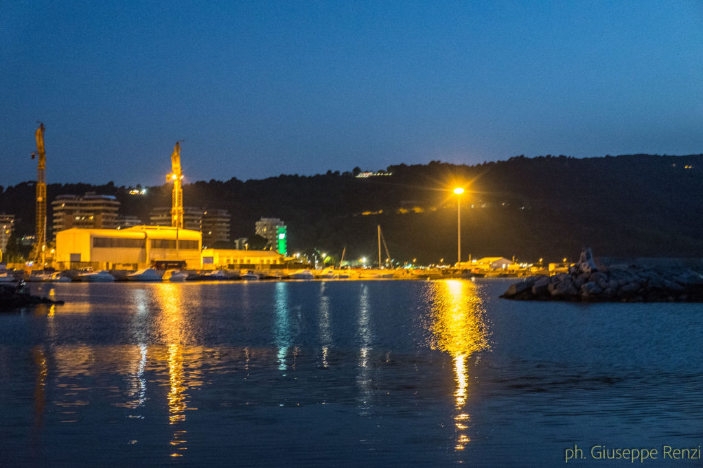 Porto di Pesaro - la Darsena